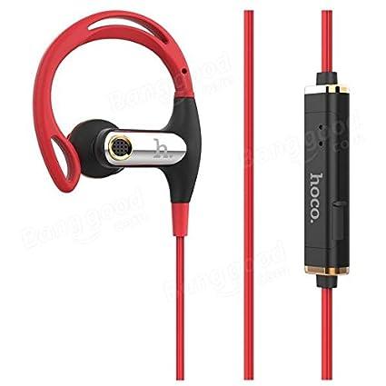 philmat Original Hoco epb03 magnética de oído deporte inalámbrica Bluetooth V4. 1 kopfhã ¶ Rer Auriculares: Amazon.es: Electrónica