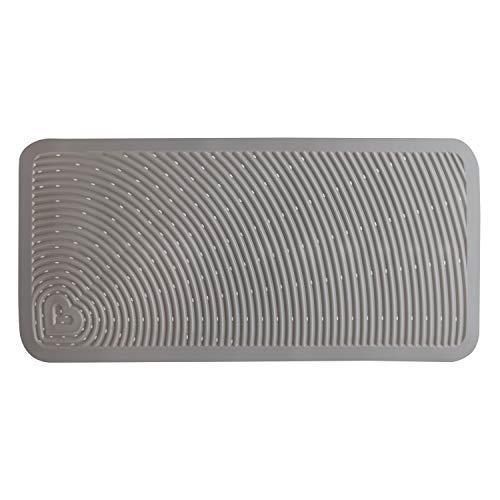 41ffrYXuO2L - Munchkin Soft Spot Cushioned Bath Mat, Grey
