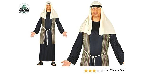 Disfraz de pastor azul adulto: Amazon.es: Juguetes y juegos