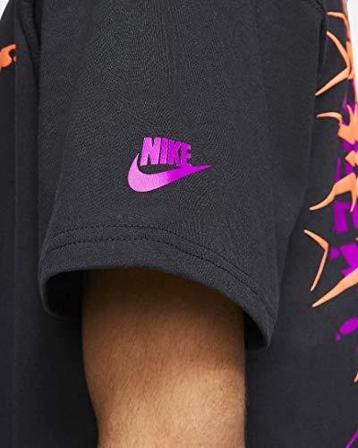 Nike Festival Glow in The Dark T-Shirt Men's Cz8924-010 4
