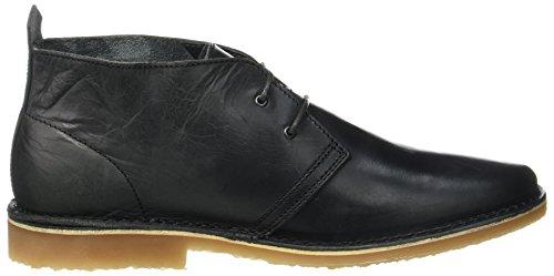 JACK & JONES Herren Jfwgobi Leather Dark Slate Desert Boots Grau (Dark Slate)