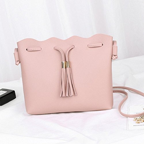 Bag Shoulder Bag zarupeng Rosa Bag Crossbody Tassels Phone Women Bag Coin qwxIxCP1z