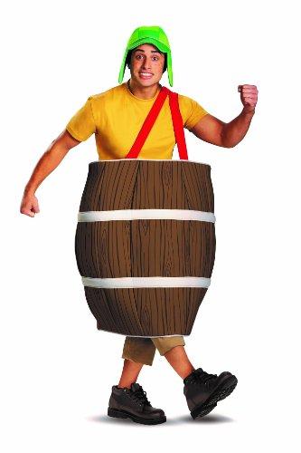 Disguise Chavo Deluxe Barrel Costume