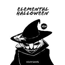 Elemental Halloween: Inktober 2018 (Portuguese Edition)