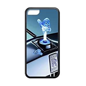Personal Customization Rolls-Royce sign fashion cell phone case for iPhone 5C