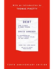 Debt: The First 5,000 Years,Updated and Expanded