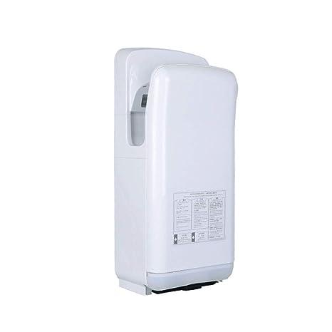 GCHOME Secadores de Mano Secador de Manos seco, secador de Aire rápido de inducción automático