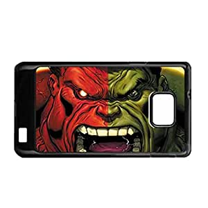 Generic Cute Back Phone Case For Kid Printing With Hulk For Samsung Galaxy S2 I9100 Choose Design 2