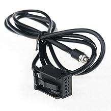 Female 3.5mm AUX CD Adapter Cable for BMW Z4 E85 E53 E83 E39 E60 E61 E63 E64