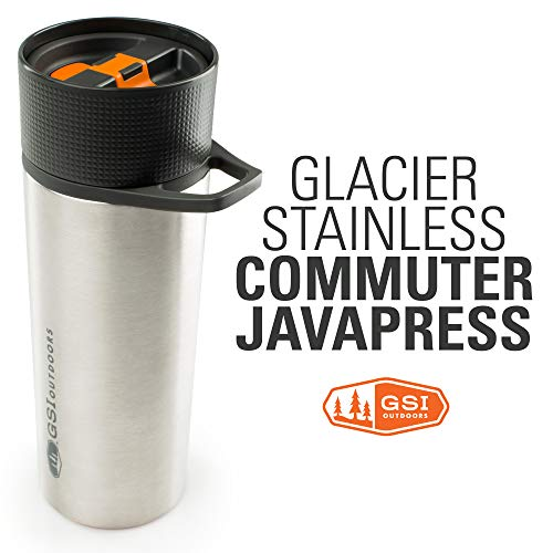 GSI Outdoors - Glacier Stainless Commuter JavaPress