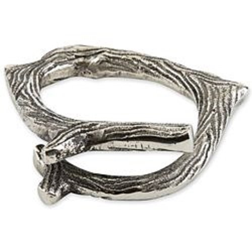 Star Home Branch Napkin Rings- Set of 4 (Twig Log Bed)