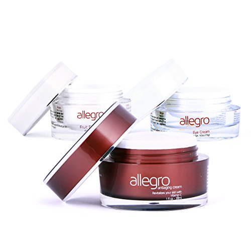 allegro-all-in-one-anti-aging-skincare-kit-cream-exfoliator-eye-cream