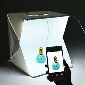 Portable photography studio zenic mini - Lightbox amazon ...