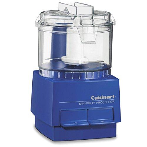 Cuisinart DLC-1BFR Mini-Prep Processor (Certified Refurbished), Blue