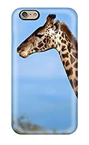 Iphone 6 Cover Case - Eco-friendly Packaging(giraffe Pic)
