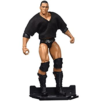 WWE Elite Collection Flashback The Rock Action Figure