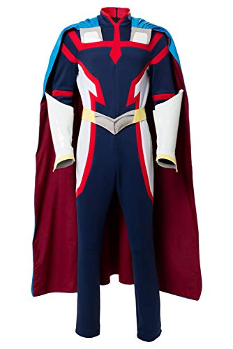 NoveltyBoy BNHA Boku No Hero My Hero Academia Two Heroes Young All Might Cosplay Costume (Medium)