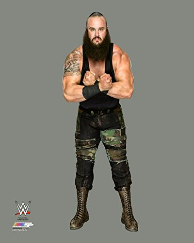Braun Strowman 2017 posed - WWE Photo 16x20
