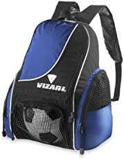 b8666a7bb45c Vizari Solano Soccer Backpack (Royal)