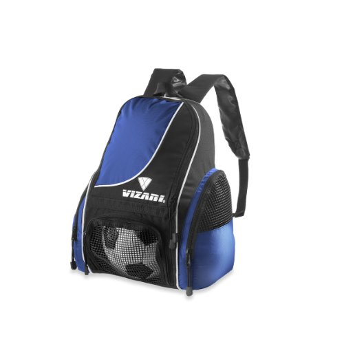 - Vizari Solano Soccer Backpack (Royal)