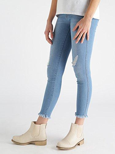 SOLADA SOLADA Jeans Jeans Clair Femme Femme 4Fq7B1