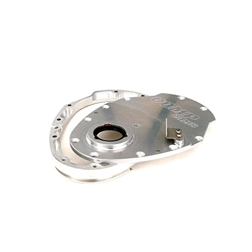 Two Piece Billet - Competition Cams 210 Two-Piece Billet Aluminum Timing Cover for Small Block Chevrolet