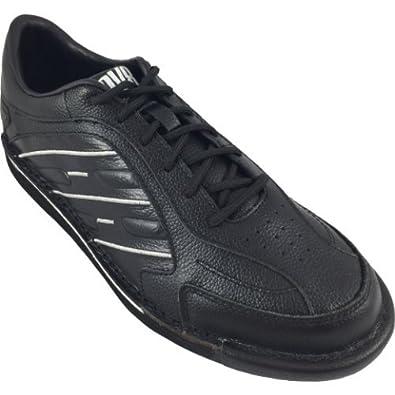 DV8 Brunswick bowling , Chaussures de bowling Brunswick pour homme noir Noir argenté f0db14