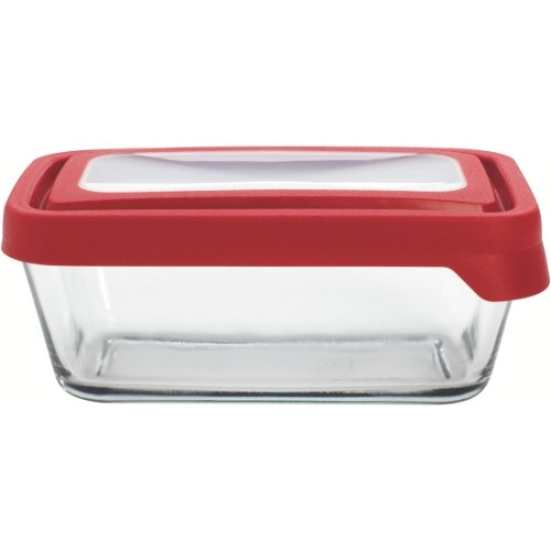 Anchor Hocking TrueSeal 4.75 Rectangular Food Storage Contai