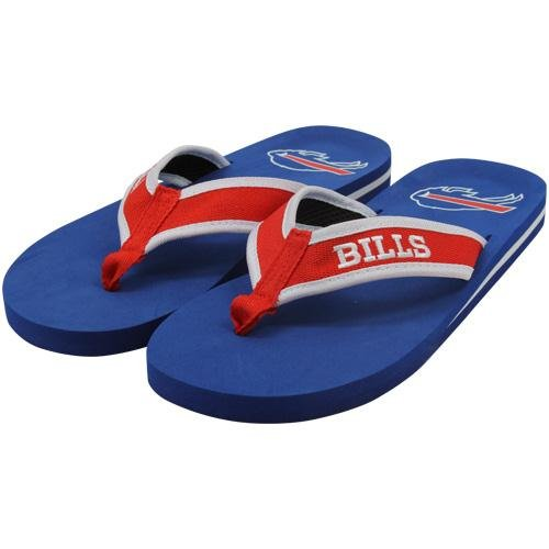 buffalo bills flip flops price compare. Black Bedroom Furniture Sets. Home Design Ideas