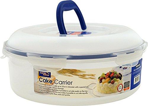 Lock & Lock 5.5 Litre Round Cake Box
