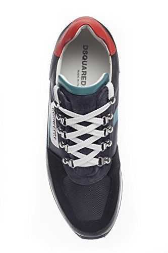 Dsquared Sneakers Dean Goes Hiking, Couleur: Noir, Taille: 44