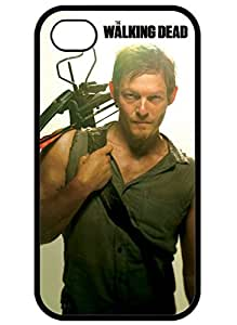 Season.C Walking Dead Daryl Dixon Men Design Style Hard Back Case Cover for iPhone 5C hjbrhga1544
