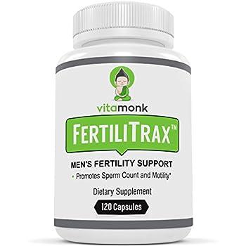 Amazon Com Fertilaid For Men Male Fertility Supplement For Sperm
