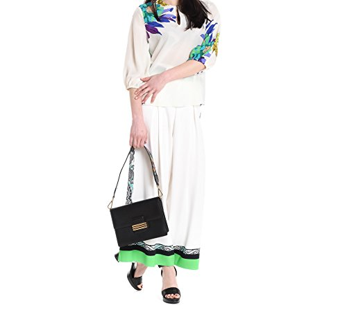 Etro Bianco Donna Pantaloni Cotone 176399537990 rRrXH