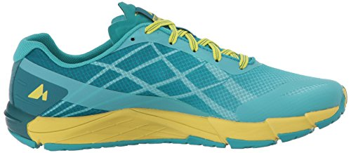 Merrell Frauen Bare Access Flex Trail Runner Aruba Blau