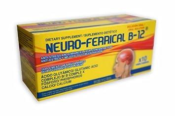 Neuro-ferrical B12