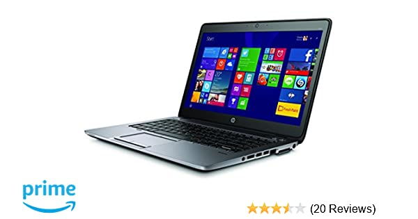 Amazon.com: HP EliteBook 840 G2 Notebook PC - Intel Core i5-5200U 2.3GHz 8GB 256GB SSD Webcam Windows 10 Professional (Renewed): Computers & Accessories