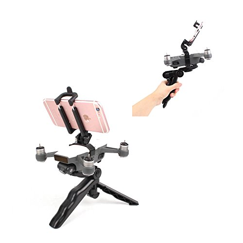LuckyNV Single hand-held desktop set Phone Holder Stabilizers Gimbal Holder for DJI Spark Accessories by LuckyNV