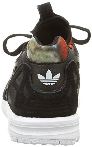 Lace Femme ftwr Adidas Zx Flux Basses Black Baskets core core Noir Black White EgqXg