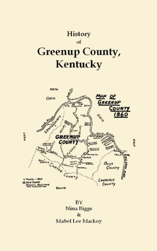 History of Greenup, Kentucky