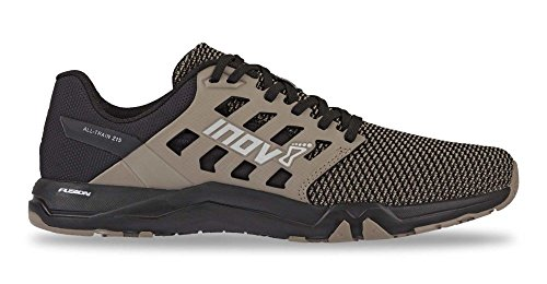 Inov8 Men's All Train 215 Knit Cross Training Shoes Black/Brown M9 & Headband