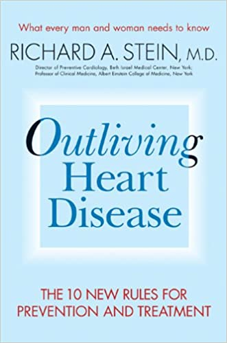 Book Outliving Heart Disease: The 10 New Rules for Prevention and Treatment