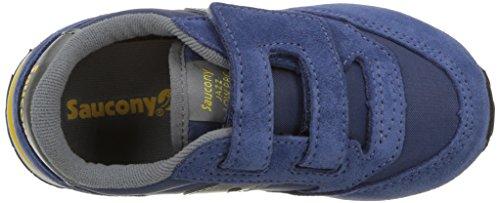 HL garçon chaussures SAUCONY déchirent Bleu bébé ST56368 Blu JAZZ WqnTx7Z