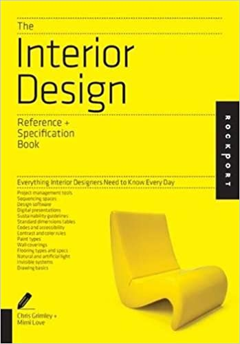 Amazon.com: The Interior Design Reference U0026 Specification Book: Everything Interior  Designers Need To Know Every Day (0884555454798): Linda Ou0027Shea, ...