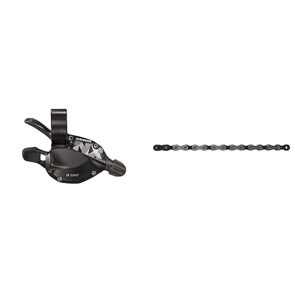 unisex SRAM NX Grip Cambio 11/velocit/à Black colore: nero Shifter 11 Speed posteriore con bloccaggio