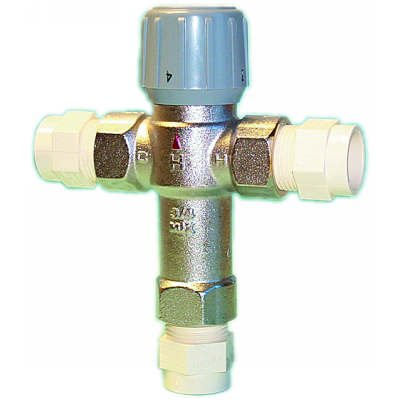 Honeywell SparcoMix AM Series Thermostatic Mixing and Diverting Valve - AM-1-020RP/U AM100-c3