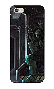 New Inthebeauty Super Strong Halo Master Chief Tpu Case Cover Series For Iphone 6 Plus