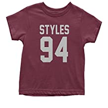Expression Tees Styles 94 Birth Year Youth T-shirt