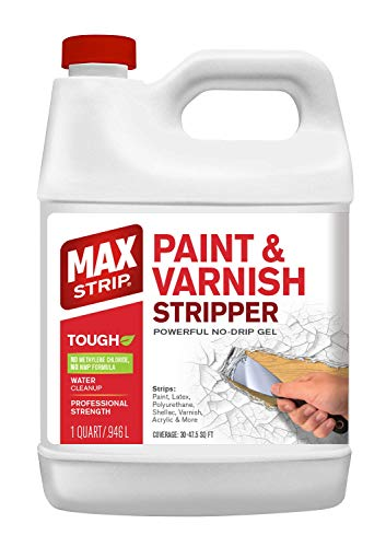 MAX Strip Paint Varnish