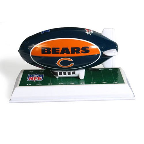 Chicago Bears 2005 NFL Limited Edition Die-cast 1:200 Blimp Collectible